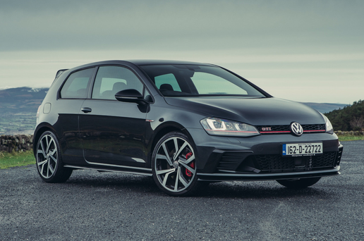 The Volkswagen Golf GTI CS offers excitement and a hint of danger