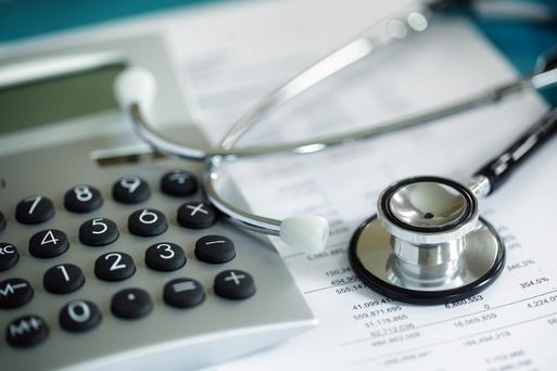 It is becoming clear the double charging is nothing more than a sneaky subsidy for a public hospital system where costs are out of control. Stock Image
