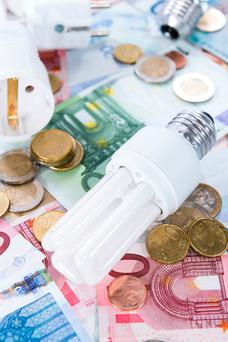Electric Ireland states that it cut standard electricity unit prices for residential customers by 6pc from June 1 last year, resulting in an average saving of €58 per customers. Photo: Stock Image