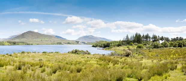 Enjoy Connemara National Park and the Galway Food Festival
