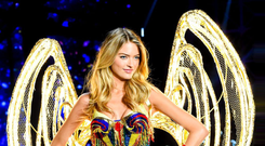 Victoria's Secret, which is well-known for its fashion show, has seen its share price almost half