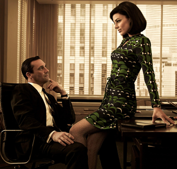 Mad Men showcased the days when the big ad agencies were untroubled by diversification