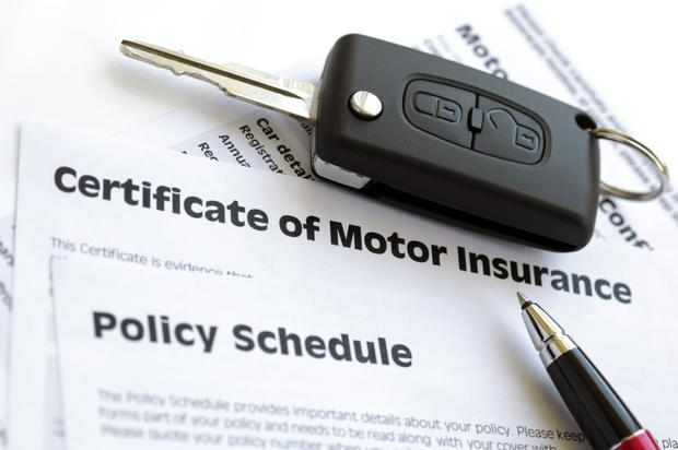 The cost of motor insurance premiums fell for the second month in a row in May (Stock image)