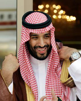 Saudi crown prince Mohammed bin Salman wants to successfully float Saudi Aramco. Photo: AP
