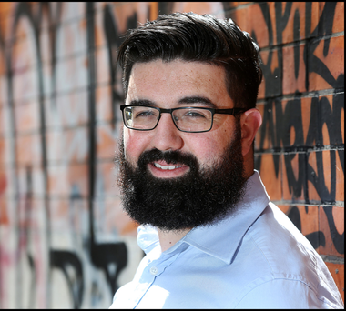 After Mór Irish Gin won accolades in America, Eoin Bara was offered a 46-state deal to sell the product. Photo: Steve Humphreys