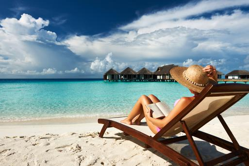 You can relax on the beach in the knowledge you have your travel insurance in place.