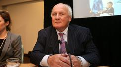 Ex-Aer Lingus chairman Colm Barrington is one of Ireland's most highly regarded non executives. Photo: Frank McGrath