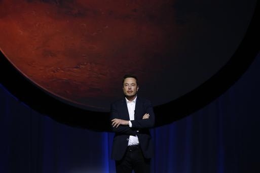 Elon Musk's company boosted its offering from the original $1.5bn. Picture: Bloomberg