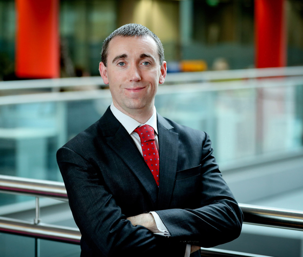 Keith Connaughton is a tax director with PwC