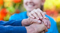 Helping hand: The Home Carer tax credit was increased from €1,100 to €1,200 in the Budget