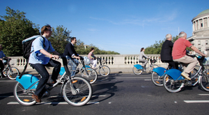 You gotta roll with it: DublinBikes have made a big impact on cycling in the city