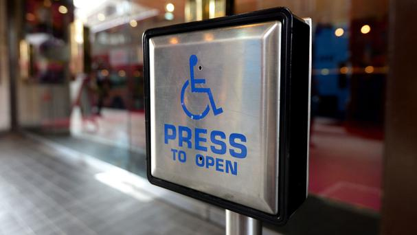 There are currently 126,000 in receipt of the disability allowance