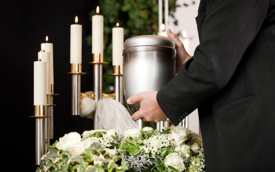 Ashes to ashes: Cremations are becoming more popular