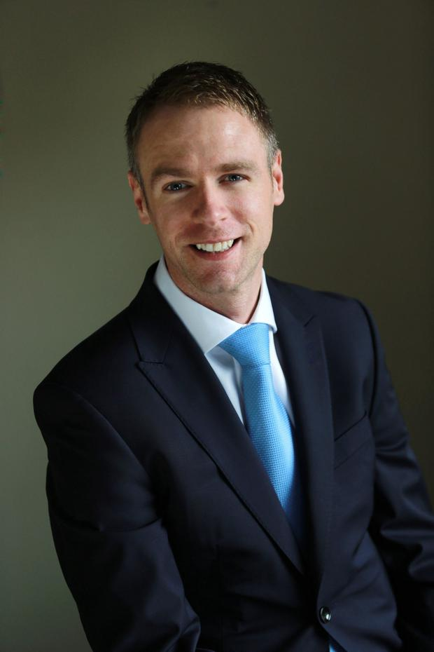 Retail Ireland's Thomas Burke