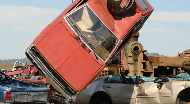 There's treasure in car salvage yards for investors in LKQ Corp