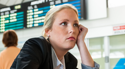 'The collapse of a number of airlines and holiday companies in recent years has also played havoc with the travel plans of many Irish people - and as refunds haven't always been available in these cases, many have lost money.' (stock photo)