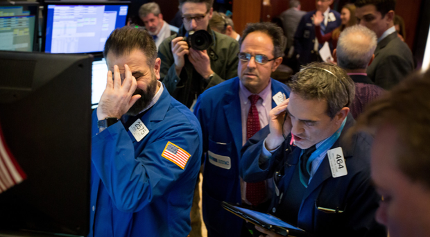 The end of the stock market's Goldilocks era could well be nigh