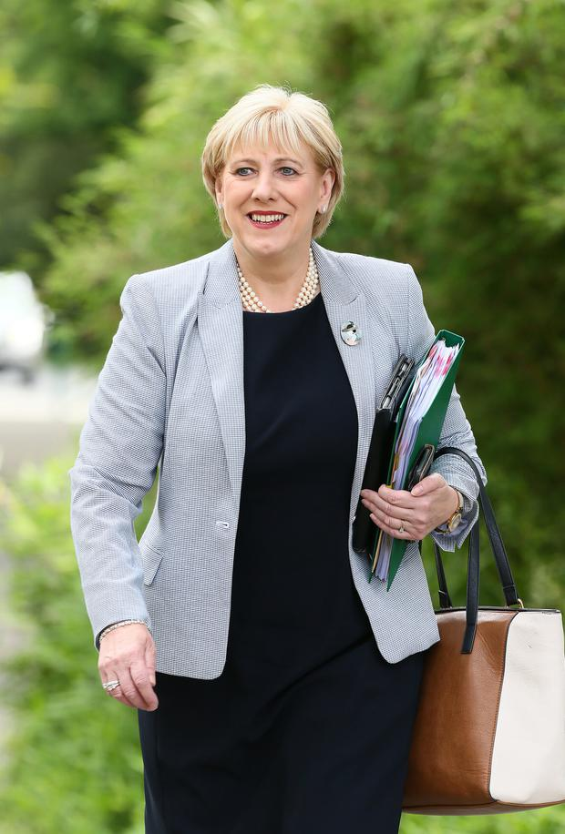 Business Minister Heather Humphreys has bill to give more power to injuries board