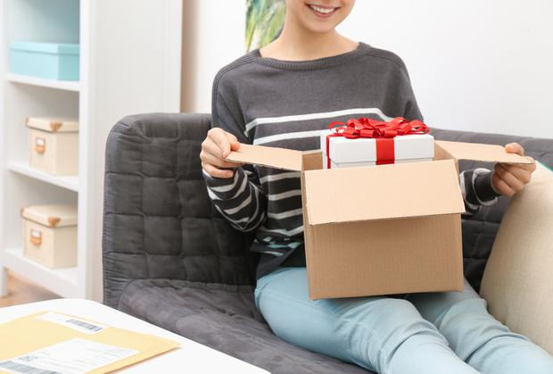Box clever: Use your loved one's hobbies or interest to tailor-make a present