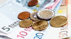European governments are expected to issue some €35bn of new debt this week (Stock photo)