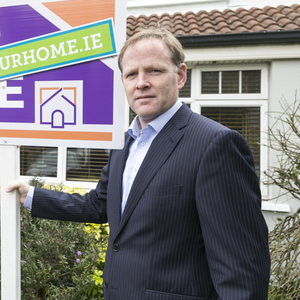 Cathal O'Leary says the firm can take over 3,000 homes