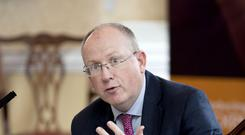 Jeremy Masding, CEO of PTSB, described 2018 as a 'transformational year' for the bank