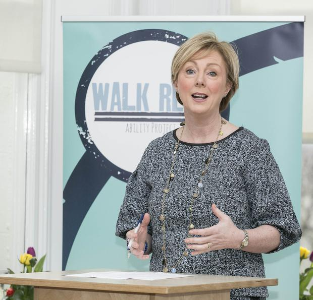 Action: Social Protection Minister Regina Doherty is due to sign new pension regulations. Photo: Paul Sherwood Photography