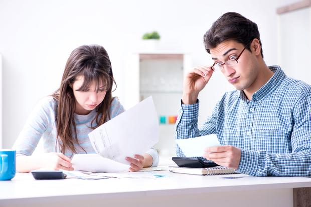 'Another red flag is if you are regularly asking friends or family for money to tide you over until payday. This would suggest that you are spending more than you are earning - and that you are not aware of the extent, and timing, of the bills you must pay'