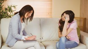 Your first counselling session or two should give you a feel for the therapist - and help you judge if he or she is right for you (stock photo)