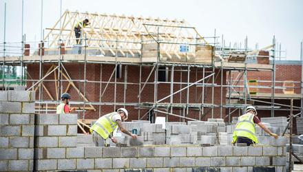 Property prices are surging. Photo: Ben Birchall/PA