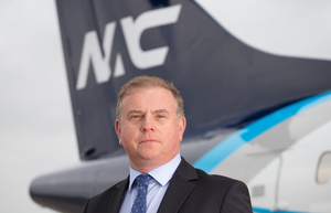 Aircraft: Jim Murphy is chief commercial officer at Nordic Aviation Capital