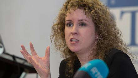 Rosalind Carroll, chief executive of the Personal Injuries Assessment Board (PIAB). Photo: Colm Mahady/Fennells