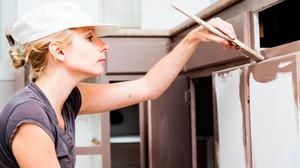 The lockdowns has led to a big interest in home improvement works.