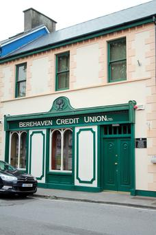Berehaven Credit Union which closed last year on foot of court orders