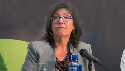 Pensions Commission chairperson Josephine Feehily
