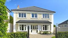No 8 is the final property for sale at Straffan Way