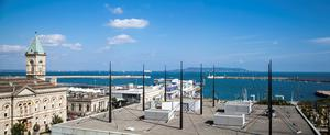 Penthouse view from the Pavillion in Dun Laoghaire
