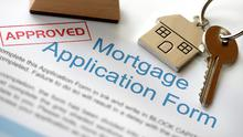 Mortgage lending crashed to a seven-year low in May, as property transaction activity seized up due to the coronavirus lockdown (stock image)