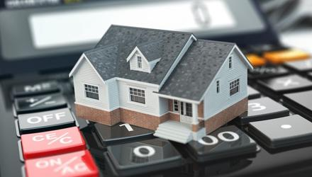 Ireland has the most expensive new mortgages in the Eurozone. Stock image