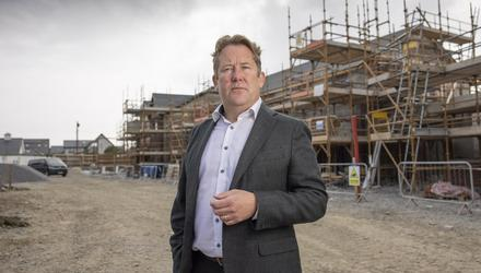 Minister for Housing, Local Government & Heritage Darragh O'Brien. Picture by Fergal Phillips