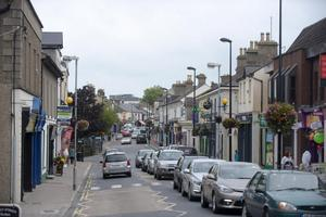 Wicklow Town: good restaurants, pubs and cafes
