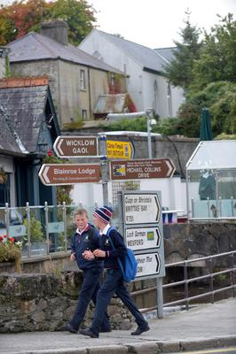 There's lots to see and do around Wicklow Town