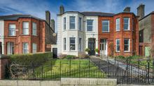 Number 31 Hollybrook Road has been restored with good taste