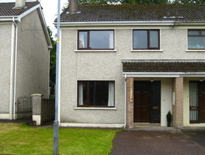 3 Bedroomed End Town House situated within minutes of wilton shopping centre in Cork city west suburbs. Sold for €149,000