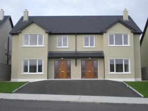 There are five houses left in Rath Cluain