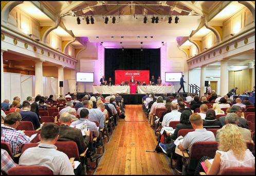The Allsop Space Property Auction at the RDS