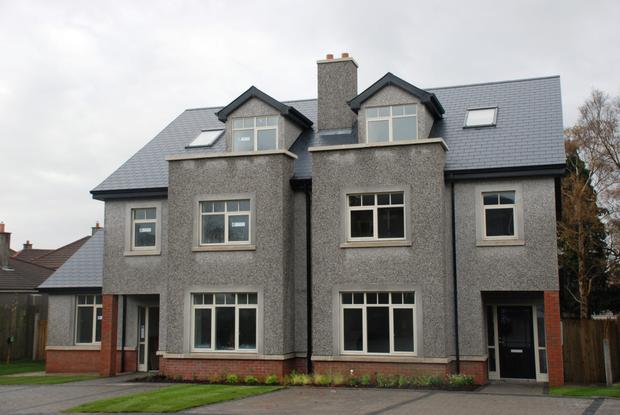 Five houses go on sale at The Boulders in Dun Laoghaire this weekend