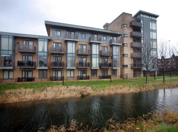 20 Grand Canal Court, Herberton Road, Rialto, sold in April 2014 for €140,000 and again in September 2014 for €182,000.
