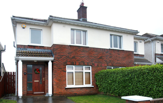 12 Woodstown Crescent, Knocklyon, D16, sold in December 2013 for €327,500 and again in October 2014 for €410,000.