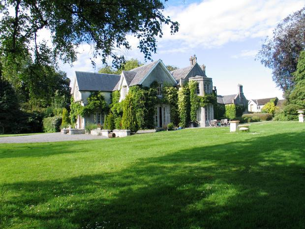 Rathwade House in Nurney sold last year for €600,000
